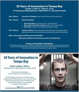 Inventors Council flyer