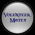 volunteer matey button