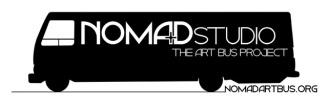 NOMADstudio Bus Logo