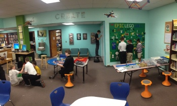 Makerspace in action