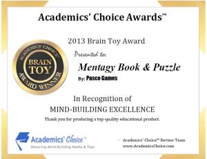 allyn game award