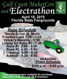 Electrathon flyer