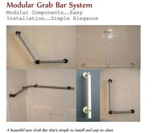Modular Grab bars