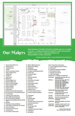Exhibitors and Exhibit Map