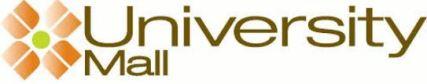 University Mall logo